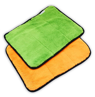 Cobra Professional Microfibre Car Cloth - Twin Pack