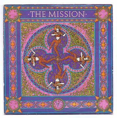 "The Mission - Severina (7"" Record)"