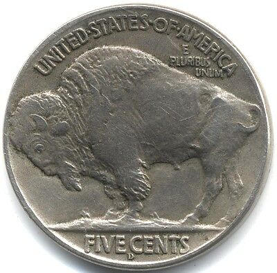 1914 D U.S.A.Buffalo Nickel***Collectors***Key Date***Rare***