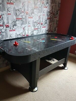 6ft electric air hockey table