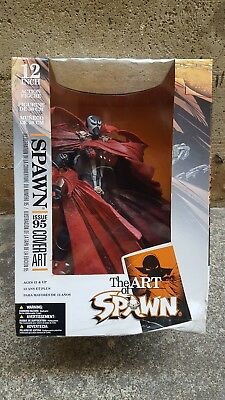 Spawn Issue 95 Cover art
