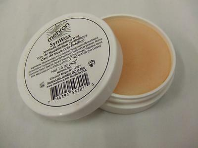 Syn Wax  Casualty Make-up   Mehron  Scars  Wounds Halloween  1.5oz
