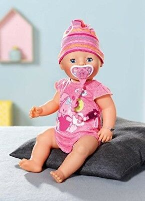 Zapf Creation Baby Born Interactive Doll w/ Accessories Kids Girls Role Play Toy