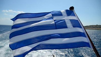 FULL SEWN (No Print) Greek Greece TOP QUALITY DURABLE Flag - Choose from 3 SIZES