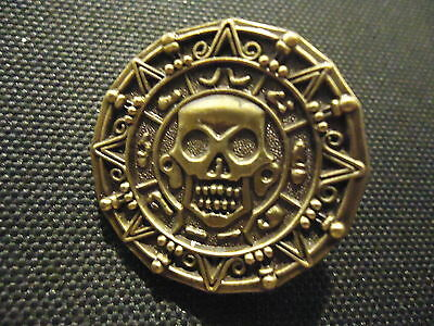 Disney Dlrp Pirates Of The Caribbean Pirate Coin Pin
