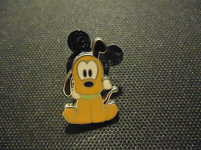Disney Cute Characters Pluto Full Body Pin