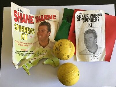 The Shane Warne Spinners Kit Series One