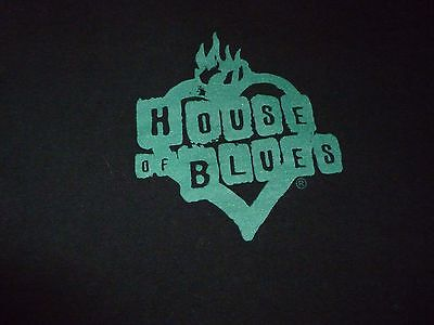 House Of Blues Shirt ( Used Size L ) Good Condition!!!