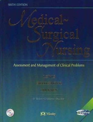 Medical-Surgical Nursing: Assessment and Management of Clinical Problems, Singl