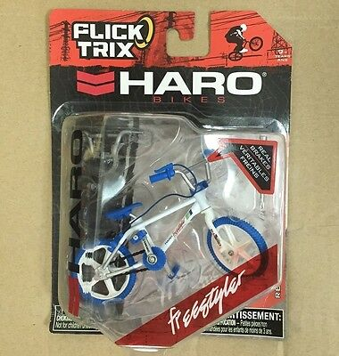 Flick Trix Finger Bike Haro Bikes Free Styler Finger Bike