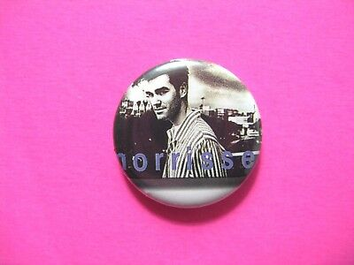 Morrissey/smiths Vintage Button Pin Badge Us Made
