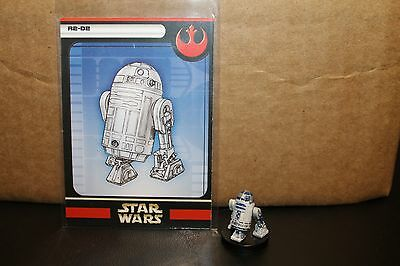 Star Wars Miniatures Rebel Storm R2-D2 14/60 RARE