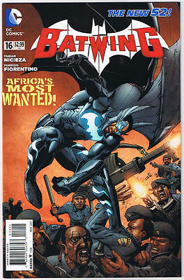 Batwing #16 New 52 (1st Print) DC