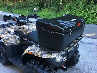 QUAD ATV HECKKOFFER KOFFER REAR BOX 155 Liter ATV BOX