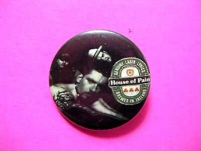 House Of Pain Vintage Button Badge Pin Us Made