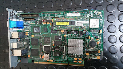 HP 449417-001 Proliant DL580 G5 SPI Serial Parallel Interface Board ricondiziona