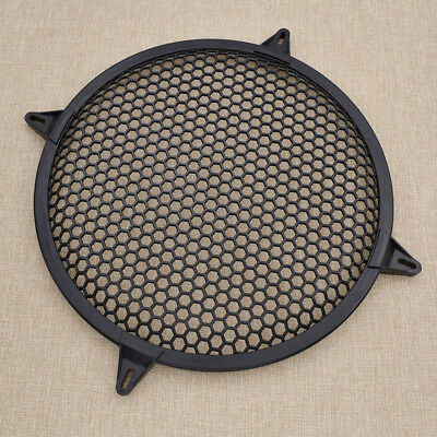 12'' Car Audio Speaker Mesh Subwoofer Grill Cover Protector Video Accessorries