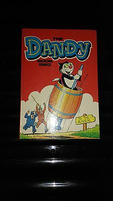 Dandy Annual 1982,Vintage Comic Book