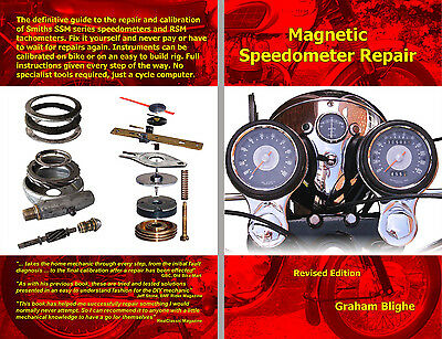 Smiths Magnetic Speedometer Speedo Repair Tachometer Revcounter Repair save££