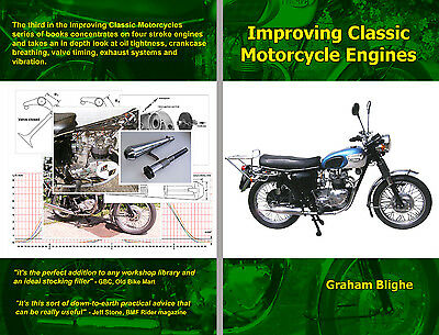 Improving Classic Motorcycle Engines BSA Triumph Norton