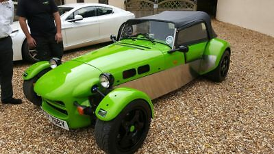 Quantum Xtreme Kit Car 2.0 Pinto, Huracan Green Pearl Effect immaculate