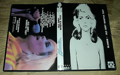 Blondie - Old Grey Whistle Test, Glasgow, UK (31-12-1979) DVD FAN EDITION