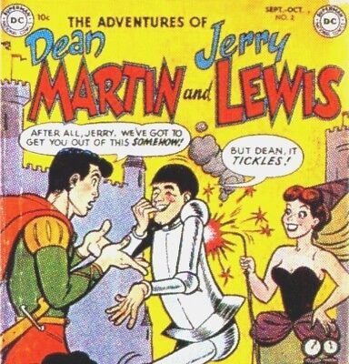 Martin & Lewis - Vintage US Comics Collection on DVD Dean Martin & Jerry Lewis