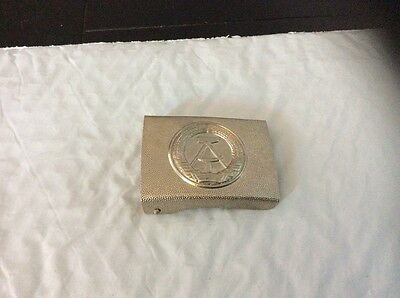 East Germany Army Belt Buckle