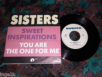 "7""Single - Sisters - Sweet Inspiration"
