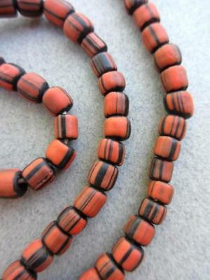 Red African Gooseberry Beads [67315]