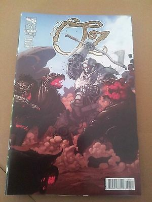 Grimm Fairy Tales: Oz #3 - Cover B