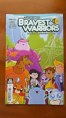 Bravest Warriors #36 - Cover A