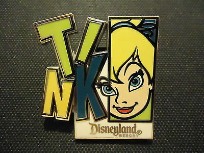 Disney Dlr Colorful Character Tinker Bell Pin
