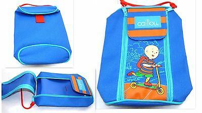 New Caillou Pencil Case Blue Collectible Tv Caillou Cinar