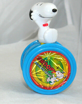 Vintage Snoopy Peanuts Gang Toy Figure Rare To Find