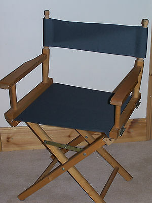 **CUSTOM MADE DIRECTORS CHAIR REPLACEMENTS COVERS 6 colours