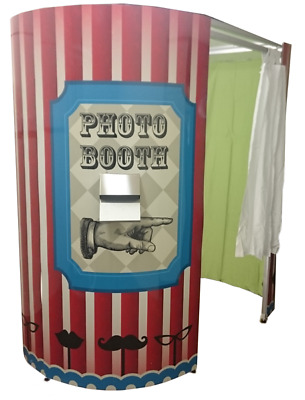 Photo Booth - Full Set Up