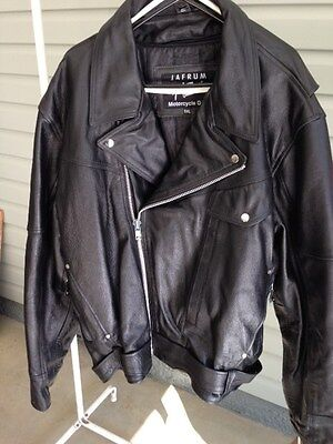 Price Reduced BRAND NEW Leather Jacket & Chaps 3X