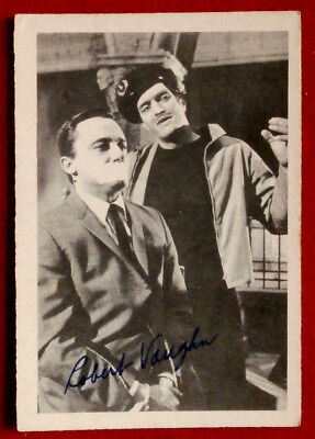 THE MAN FROM UNCLE - Robert Vaughn - Napoleon Solo - A & BC Ltd, Card #35 - 1965