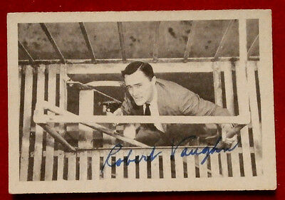 THE MAN FROM UNCLE - Robert Vaughn - Napoleon Solo - A & BC Ltd, Card #42 - 1965