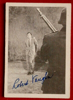 THE MAN FROM UNCLE - Robert Vaughn, Napoleon Solo - A & BC Ltd - Card #03, 1965