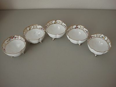 Vintage Hand Painted Small Bowls Nippon