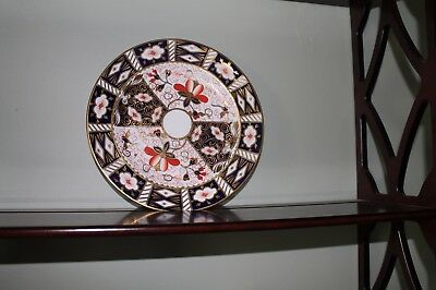 Royal-Crown-Derby-Traditional-Imari-2451-Pattern-Plate