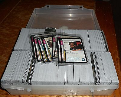 Large Group The X Files Game cards 1300 Mixed Lot
