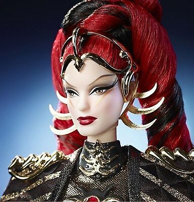 2013 BFC QUEEN OF THE CONSTELLATIONS Barbie Gold Label SEALED SHIPPER SOLD OUT!
