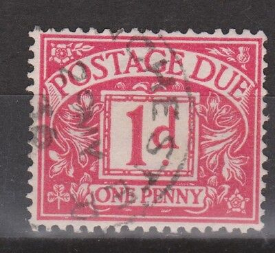 Great Britain postage due nr 10 used 1924-1931 (Michel) MUCH MORE DUE STAMPS