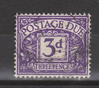 Great Britain postage due nr 29 used 1937-1938 (Michel) MUCH MORE DUE STAMPS
