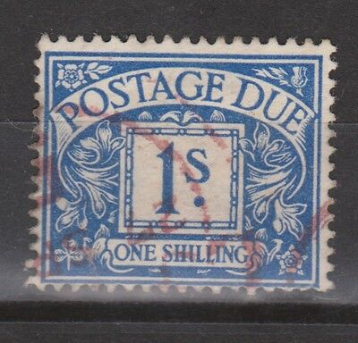 Great Britain postage due nr 62 used 1959 (Michel) MUCH MORE DUE STAMPS