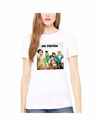 One Direction Up All Night Tour T-Shirt in Large