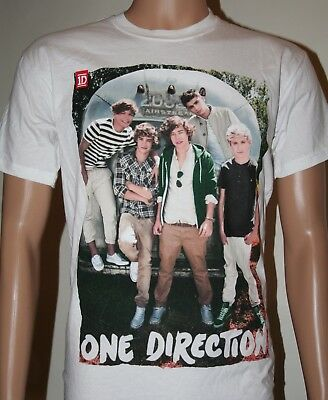 One Direction Airstream Tour T-Shirt in Medium
